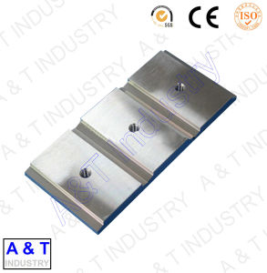 Customized Aluminum/Brass/Stainless Steel Machine Parts, CNC Machined Precision Parts pictures & photos