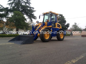 Hot Sale Hongyuan CE Certificate Zl16f Wheel Loader pictures & photos