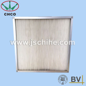 CH F8 Grade Spunbonded Polyester Air Panel Filter pictures & photos