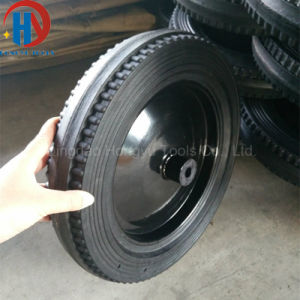 Solid Rubber Wheel Crumb Rubber Wheel pictures & photos
