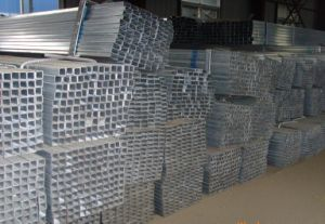 Welded Galvanized Square Tube/Pipe (03)