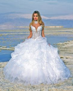 Wedding Dress & Wedding Gown&Bridal Dress (DX0052)