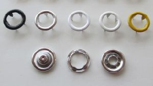 Factory High Quality Prong Fastener Button for Garment, Bags and Shoes pictures & photos