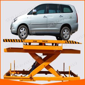 Car Hoist Vertical Platform Lift Hydraulic Scissor Lifts pictures & photos