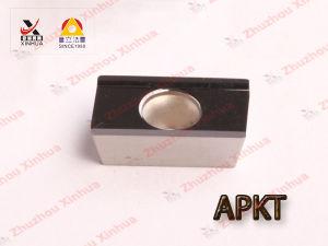 Cemented Carbide Aluminium Inserts, Tungsten Carbide Cutting Tools Apkt pictures & photos