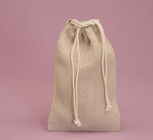 Natural Style Colored Burlap Bag pictures & photos