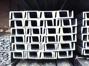 Ss400/Q235B Hot Rolled Steel U Channel pictures & photos