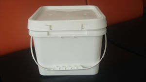 8L Square Bucket pictures & photos