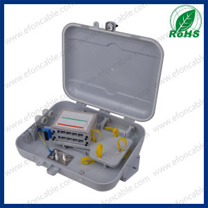 Fiber Optic Distribution Box 1: 16 Splitter Box pictures & photos