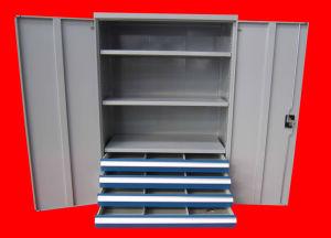 Double Door Storage Cabinet 1