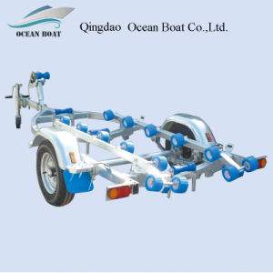 Dyz330ar Strong High Quality Trailer for 4.5m Baisic Fishing Boat