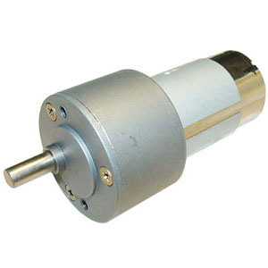 China 50mm high torque low rpm 12v dc geared motor china for Low rpm motor dc