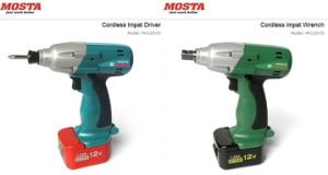 Cordless Impact Driver/Wrench (PH12DVD/PR12DVD (PH/PR Series))