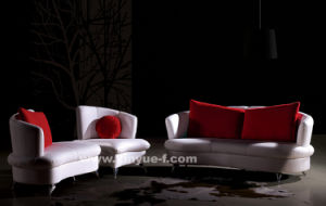 Leather Sofa (A636)