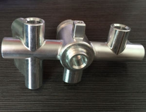 Mass Production of CNC Metal Parts pictures & photos