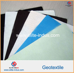 Polyester Nonwoven Geotextile Fabric Geofabric pictures & photos