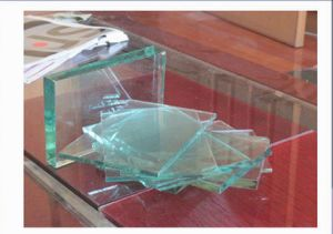18mm Clear Float Glass with CE&ISO9001