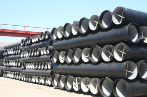 Ductile Iron Pipes (K9)