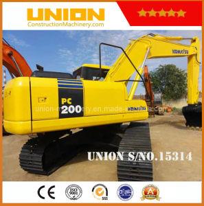 Komatsu PC200-7 (20 t) Hydraulic Excavator pictures & photos