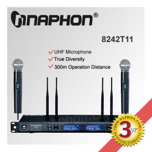 Wireless Microphone (WMS8242T11)