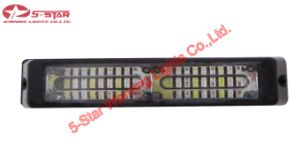 Tri-Color Changeable LED Grille Emergency Warning Light pictures & photos