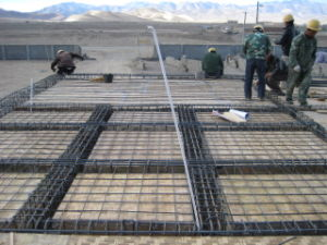 Welded Wire Mesh Reinforcement with ISO Certificate pictures & photos