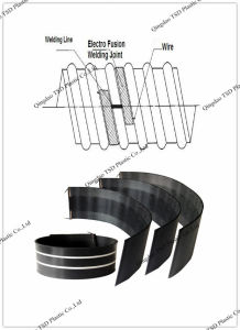 Thermal Pre-Insulated Pipeline Girth Welding Joint pictures & photos