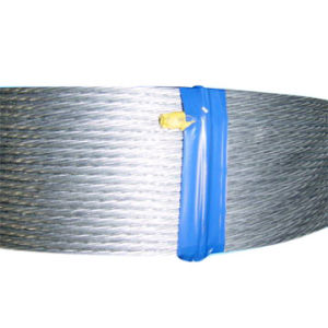 Zinc-Coated Steel Wire Strand