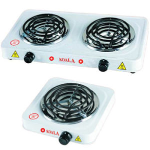 Electric Hot Plate, Electric Stove (HY1000A/HY2000A) pictures & photos