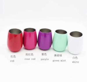 High Quality Stainless Steel Wine Tumbler pictures & photos