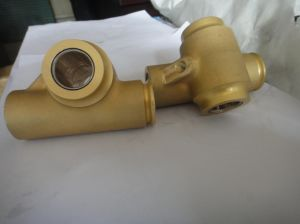 Brass Machinery Parts with Precision Casting Technic pictures & photos