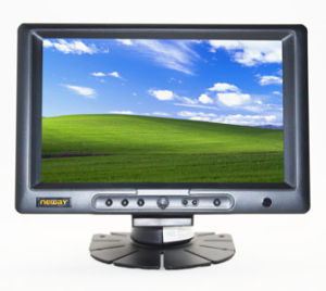 7 Inch VGA LCD Touchscreen Monitor With HDMI Input (CL7666NT)