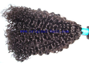 Natural Color Peruvian Virgin Hair Weft (HHW006)