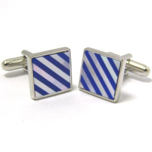 Men′s High Quality Metal Cufflinks (H0056) pictures & photos