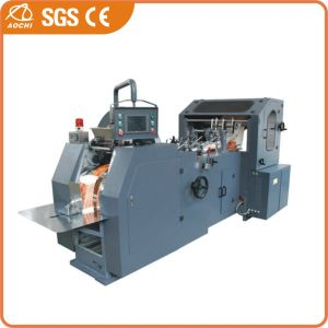 High Speed Automatic Paper Food Bag Machine (WFD-400) pictures & photos