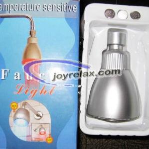 LED Shower Head, LED Faucet Light (911606)
