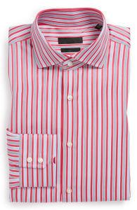 2017 Men′s Rich Colored 2-Button Cuffs Shirt, Custom Men′s Shirt pictures & photos