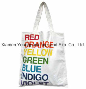 Wholesale Bulk Promotional Eco Friendly Screen Printed Standard Calico Bags pictures & photos