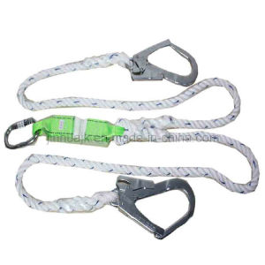 Emergency Absarber Lanyard Emergency Absarber Rope Safety Lanyard Safety Belt Safety Rope pictures & photos