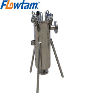 Food Grade Stainless Steel Sanitary Cartridge Filter Housing pictures & photos