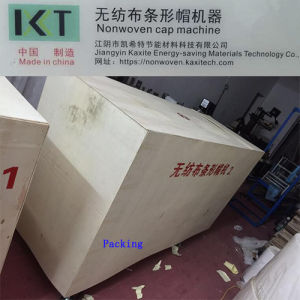 Non Woven Machine for Mob Clip Bouffant Cap Making Kxt-Nwm33 pictures & photos