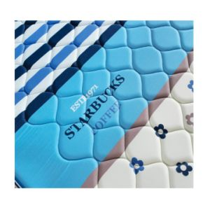 100% Polyester Cheap Price Memory Foam Mattress pictures & photos