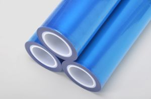High Temperature Self-Adhesive Protective Film for PVC Sheet pictures & photos