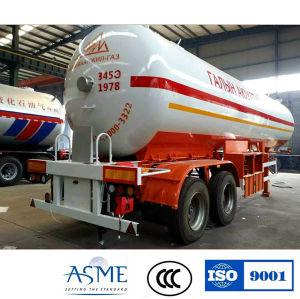 ASME Standard 40500 Litres LPG Gas Tanker Trailer pictures & photos