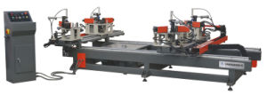 Four-Head Corner Combining Machine (LM4-100*1800*3000)
