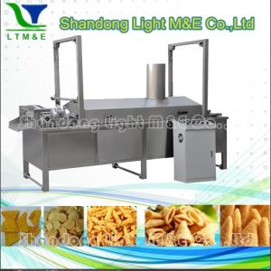 Professional Best Stainless Steel Big Chip Continuous Deep Fryer pictures & photos