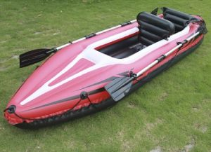 Double Seat Kayak, Double Seat Canoe, Double Seat Inflatable Fishing Boat