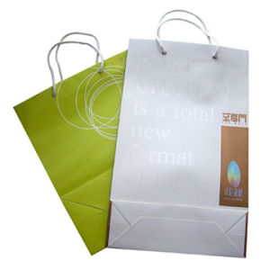 Paper Shopping Bag Printing