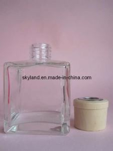 Square Reed Diffuser Glass Bottles 100ml -Srd100e
