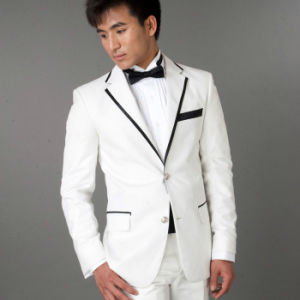 2016 New Style Custom Made Men′s Tuxedo (MTM130023) pictures & photos